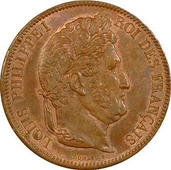 Louis-Philippe Ier, Module de 5 francs, anniversaire du 30 juillet 1830 ,1832 Nantes ?