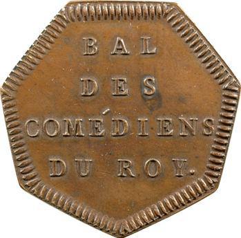 Paris (ville de), bal des Comédiens du Roi, s.d. (1716)