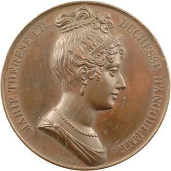 Marie-Thérèse, duchesse d'Angoulême, s.d. Paris
