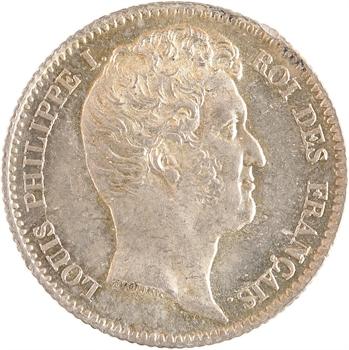 Louis-Philippe Ier, 1 franc, 1831 Rouen
