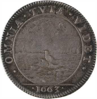 Anne d'Autriche, 1663