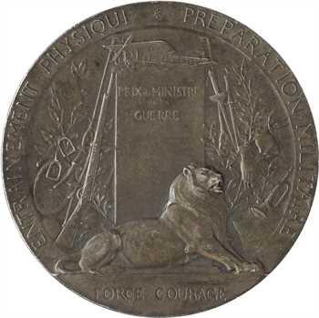 IIIe République, Préparation militaire PRO PATRIA, par Grandhomme, s.d. paris