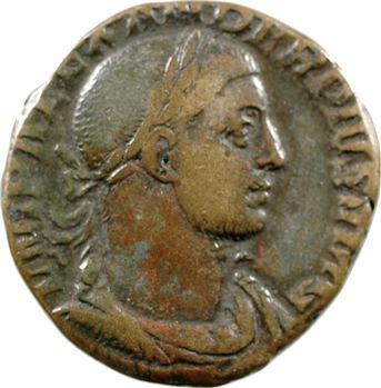 Sévère Alexandre, sesterce, Rome, 233
