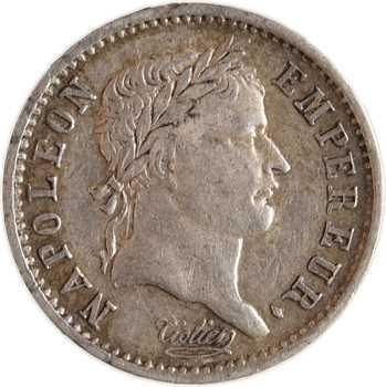 Premier Empire, quart de franc République, 1807 Paris
