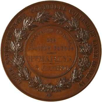 IIIe République, Association amicale des anciens élèves des Lycées et collège Napoléon, Corneille, et Henri IV, 1890 Paris