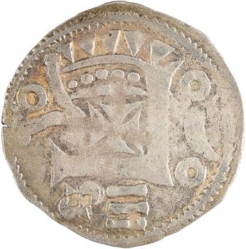 Vendôme (comté de), denier anonyme (5 points), s.d. (c.1180-1205)