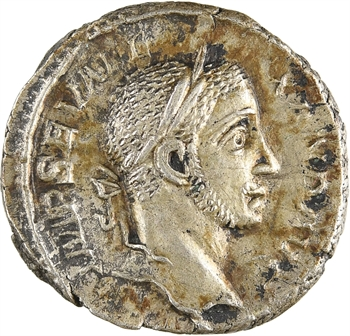 Sévère Alexandre, denier, Rome, 230