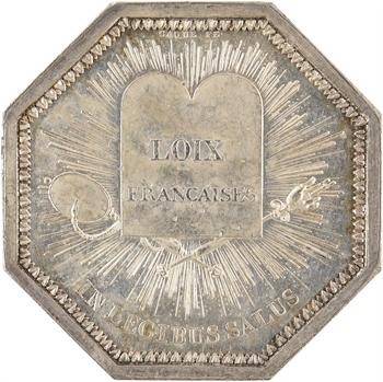 Jeton de la Chambre des Avoués de Versailles, s.d.