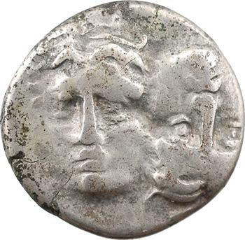 Thrace, Istros, drachme (A), IVe s. av. J.-C.