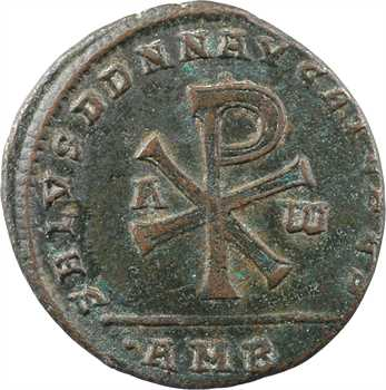 Magnence, double maiorina, Amiens, 353