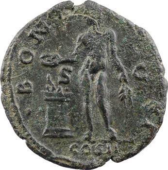 Antonin le Pieux, as, Rome, 139