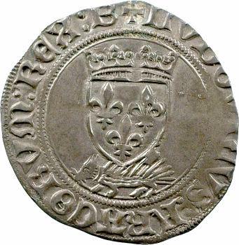 Louis XII, douzain au porc-épic, Bourges