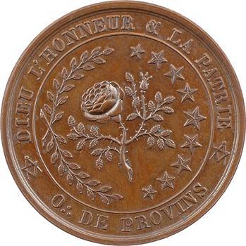 Orient de Provins, l' Heureuse Alliance, 5782 (1782) [1845-1860] Paris
