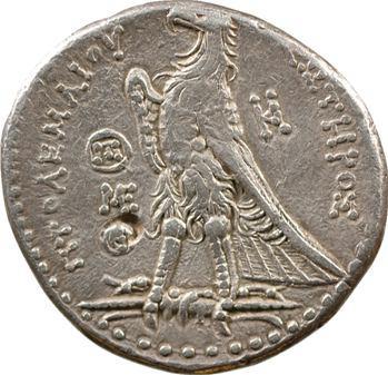 Égypte, Ptolémée II, tétradrachme, Kition, c.284-246 av. J.-C.