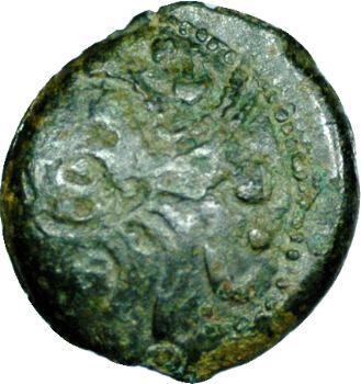 Aulerques Eburovices, bronze au cheval