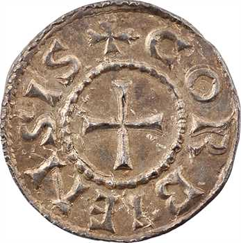 Corbie (Abbaye de), abbé Francon, denier, s.d. (avant 898)