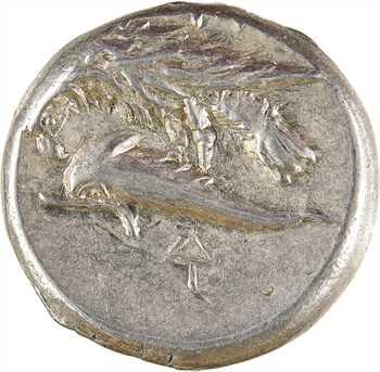 Thrace, Istros, drachme, IVe s. av. J.-C