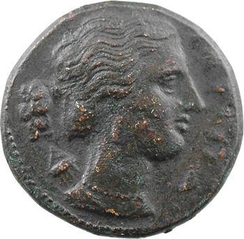 Sicile, Syracuse, Agathoklès, hémilitron, 317-289 av. J.-C.