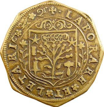 Bourgogne, Dijon, Pierre Canquoin, prévôt de la Monnaie, 1593 Dijon