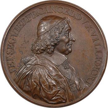 Séguier (Pierre), Chancelier de France, par Jean Warin, 1663 Paris