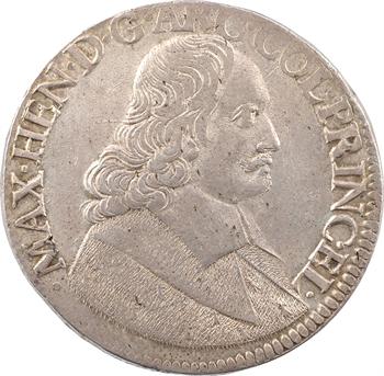 Liège (principauté épiscopale de), Maximilien-Henri, patagon, 1678 Liège