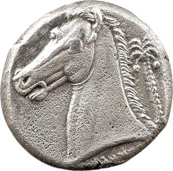 Monnayage Siculo-punique, tétradrachme, Carthage, c.310 av. J.-C.