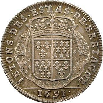 Bretagne (États de), États de Vannes, 1691