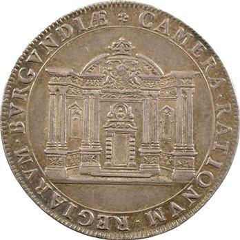 Bourgogne (duché de), Chambre des comptes de Dijon, 1648
