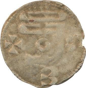 Orléanais, Châteaudun (vicomté de), denier anonyme, c.1120-1130