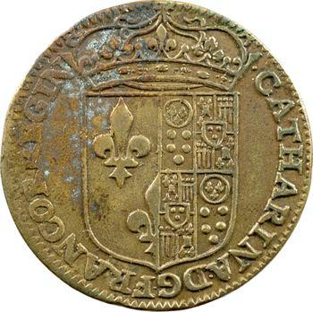 Catherine de Médicis, régente, 1583 sur 1582