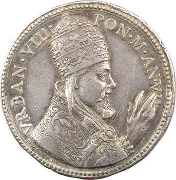 Vatican, Urbain VIII, canonisation d'Andrea Corsini, par Gaspare Mola, An VI (1629) Rome