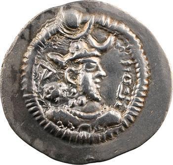 Royaume Sassanide, Péroz Ier, drachme, Rhagae ?, 459-484