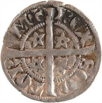 Écosse, Alexandre III, esterlin, s.d. (après 1280) Édimbourg