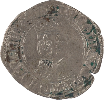 Louis XII, douzain au porc-épic, Bordeaux