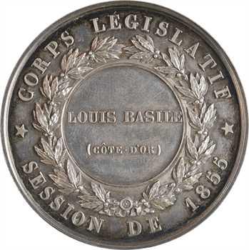 Second Empire, Corps législatif de 1855, Louis Basile (Côte d'Or), 1855 Paris