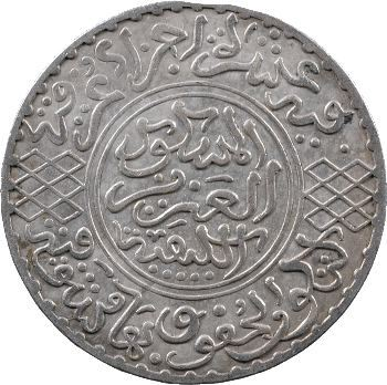 Maroc, Abdül Aziz I, 5 dirhams, AH 1321 (1903) Londres