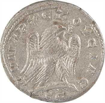 Syrie, Antioche, Trajan Dèce, tétradrachme, 250-251