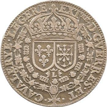 Extraordinaire des guerres, Louis XIII, 1643