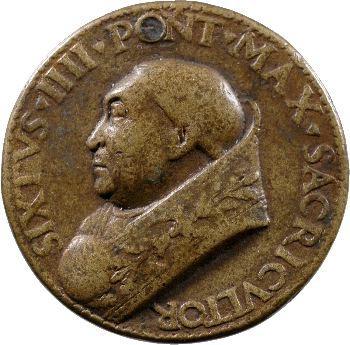 Vatican, Sixte IV (1471-1484), le Pont Sixte à Rome