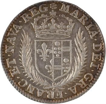 Marie de Médicis, 1601