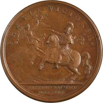 Louis XIV, la campagne de Hollande, 1672 Paris
