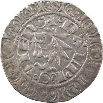 Dauphiné, Viennois (dauphins du), Charles Ier dauphin et Roi (Charles V), gros tournois, s.d. (après 1364)
