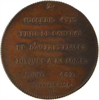 Clodion, Série des Rois de France, n° 2, s.d. Paris