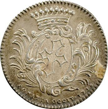 Languedoc (les États de), Louis XV, 1759