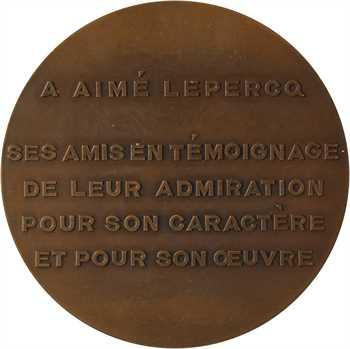 IIe Guerre mondiale, Aimé Lepercq, par Bazor, 1945 Paris