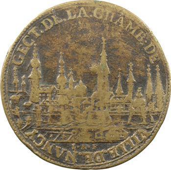 Lorraine, Nancy (ville de), Chambre de la ville, 1637