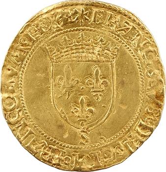 François Ier, écu d'or au soleil, 11e type, (1540) Troyes