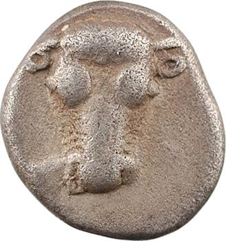 Phocide, Phokis, triobole, c.478-460 av. J.-C.