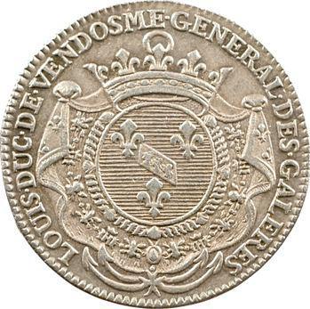 Galères, Louis, duc de Vendôme, 1702