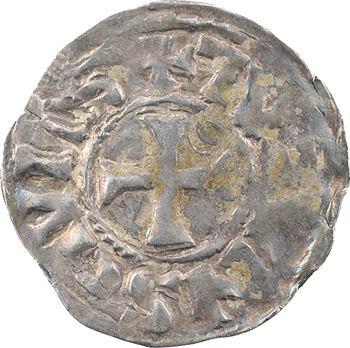 Lyonnais, Lyon (comté de), Hugues le Noir, denier, s.d. (932-952) Lyon